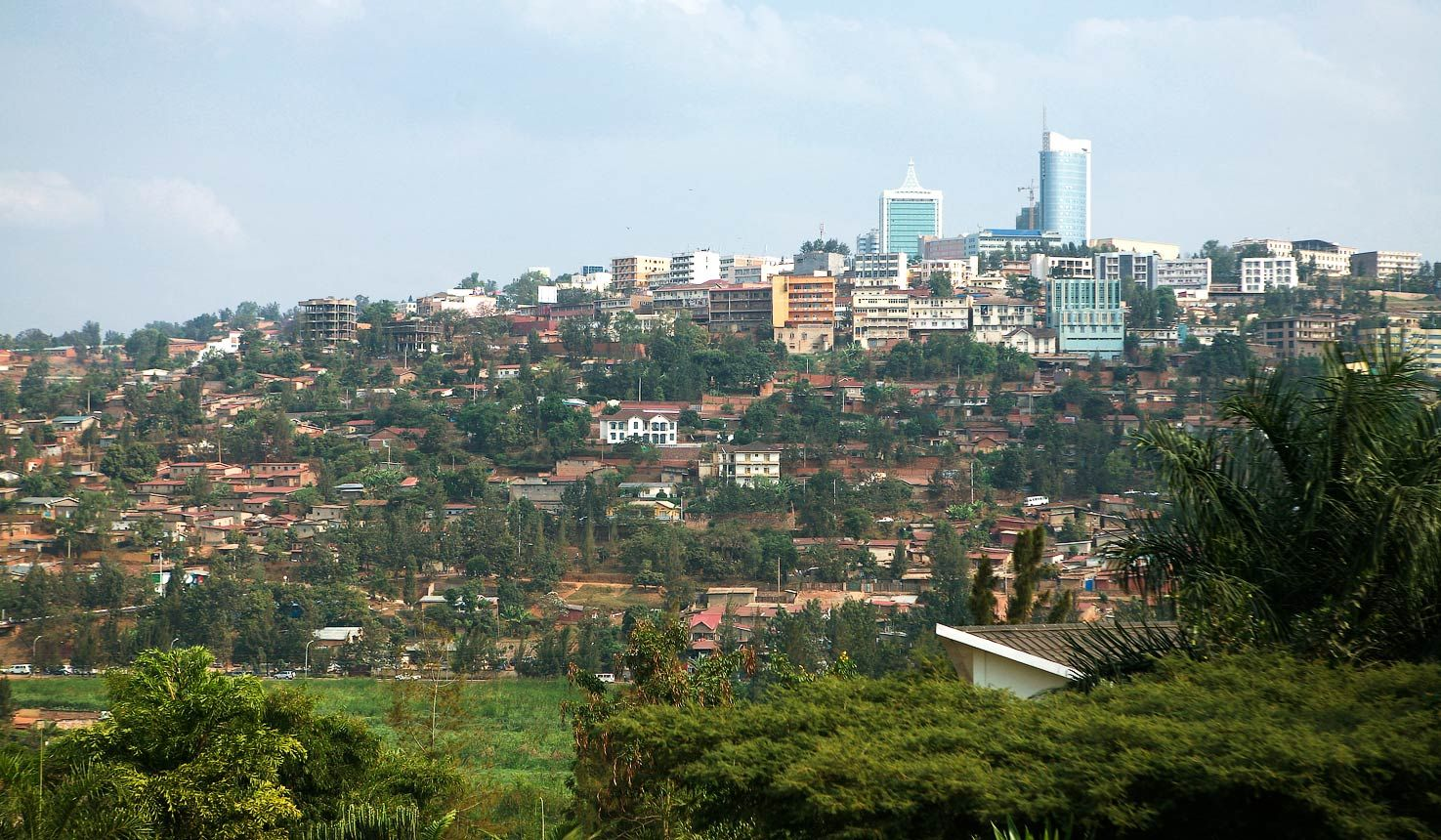 Kigali is the capital and largest city of Rwanda. The country is extremely small and there is one thing that everyone knows you can do in Rwanda, gorilla trekking.