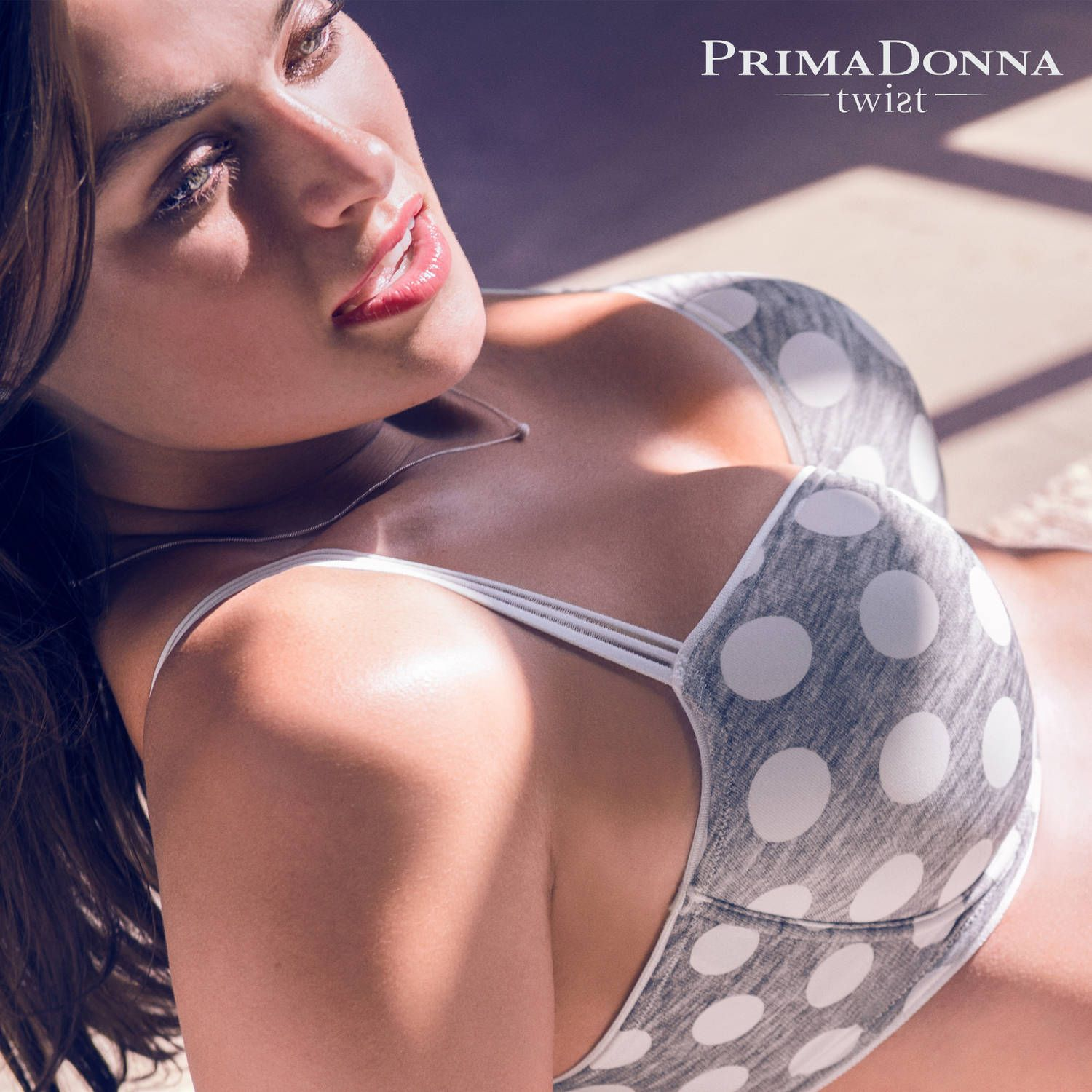 PRIMADONNA TWIST It Girl Soutien-gorge balconnet rembourré Cosy Grey ... e8faa9f7b12