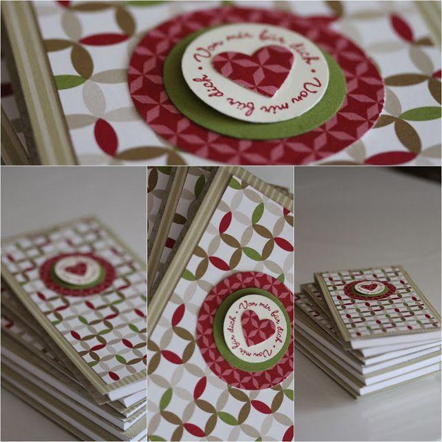 beadsdesign ♥♥♥♥ love: Notizblöcke von mir für dich