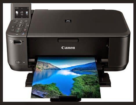 Canon Pixma MG4260 Driver Download Wireless printer