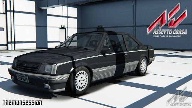 TheMunSession MODs for Games: Assetto Corsa Cars Chevrolet