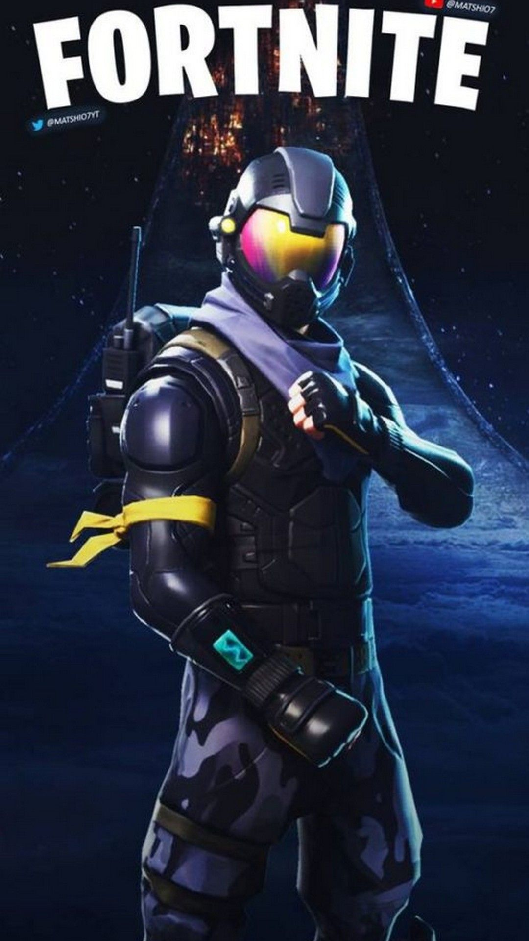 Fortnite Iphone Wallpaper Hd Wallpaper Android Android