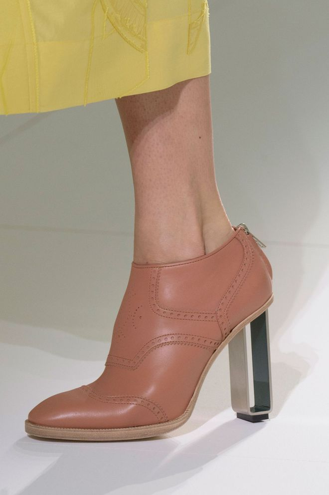 Tendance chaussures été 2017 Hermès