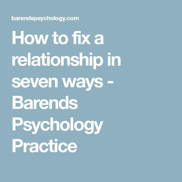 Rebound relationships psychology