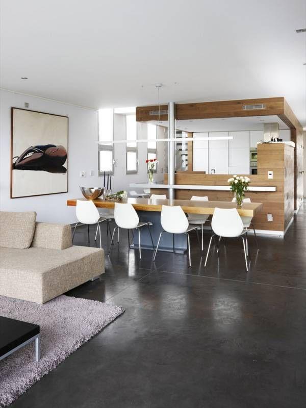 Keuken in open ruimte google zoeken nieuwendammerkade pinterest for Deco moderne keuken