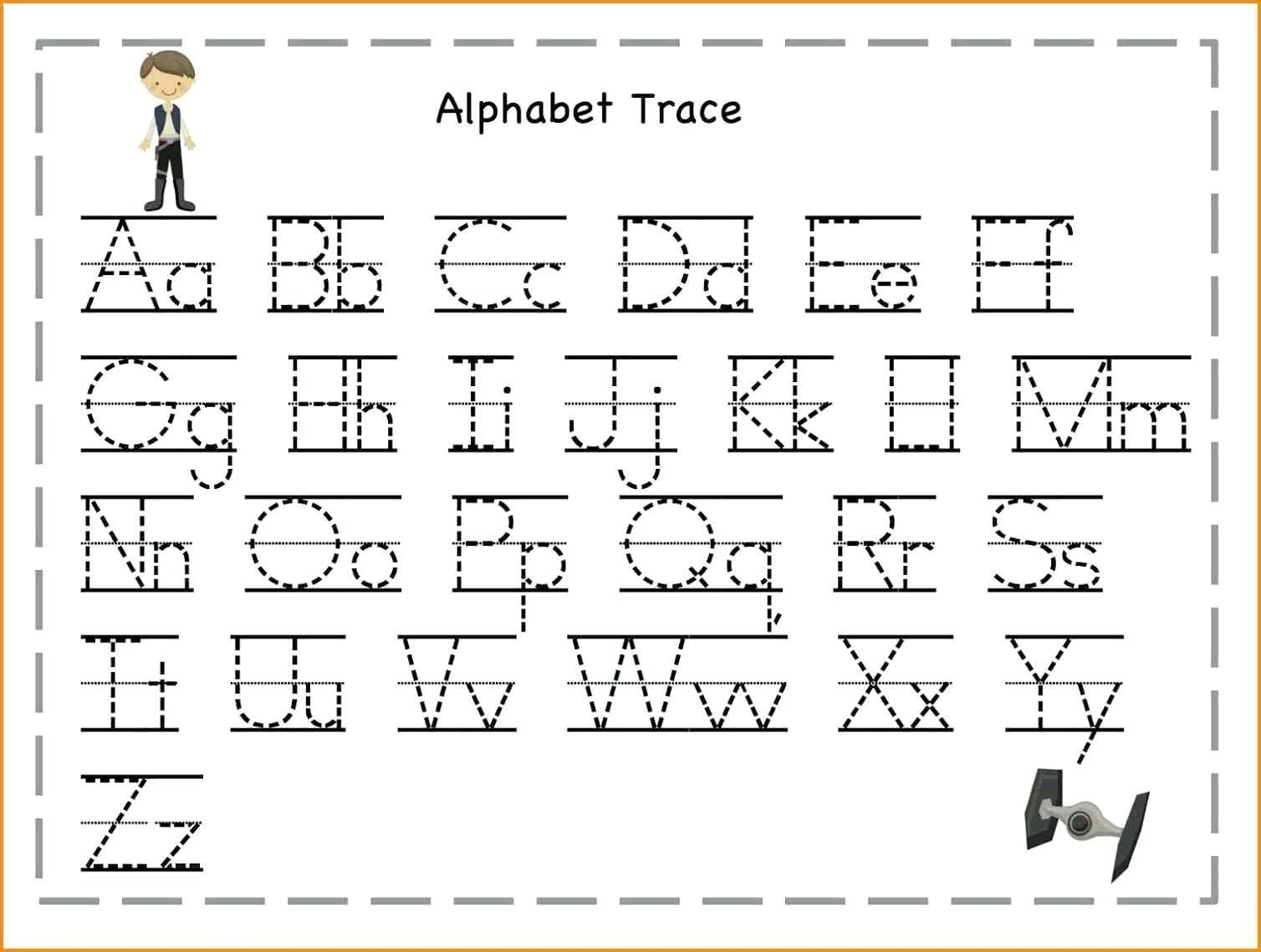 Awesome Letter And Number Tracing Worksheets That You Must