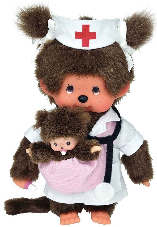 Monchhichi Baby BBCC Bebichhichi Wedding Boy /& Girl Box Set 234090