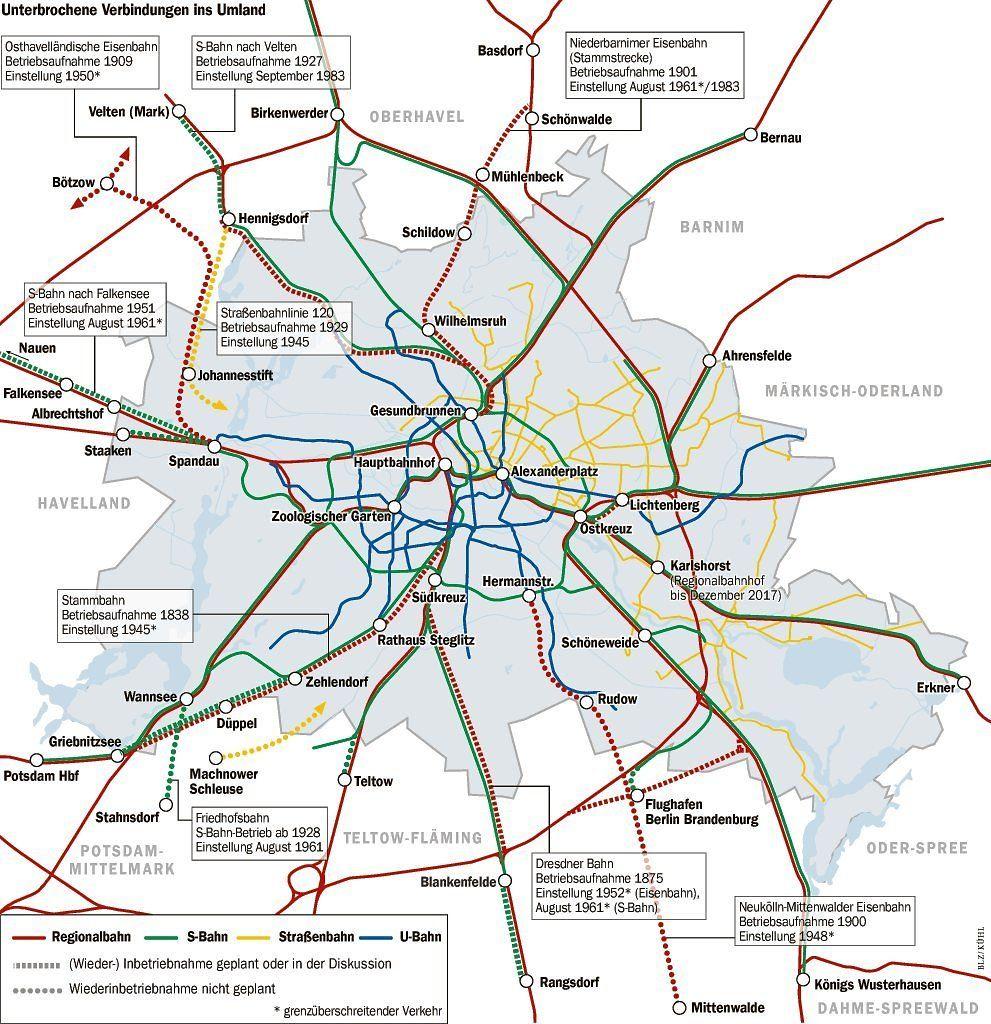 Neue Strecke in Berlin Das Netz der Straßenbahn wächst weiter