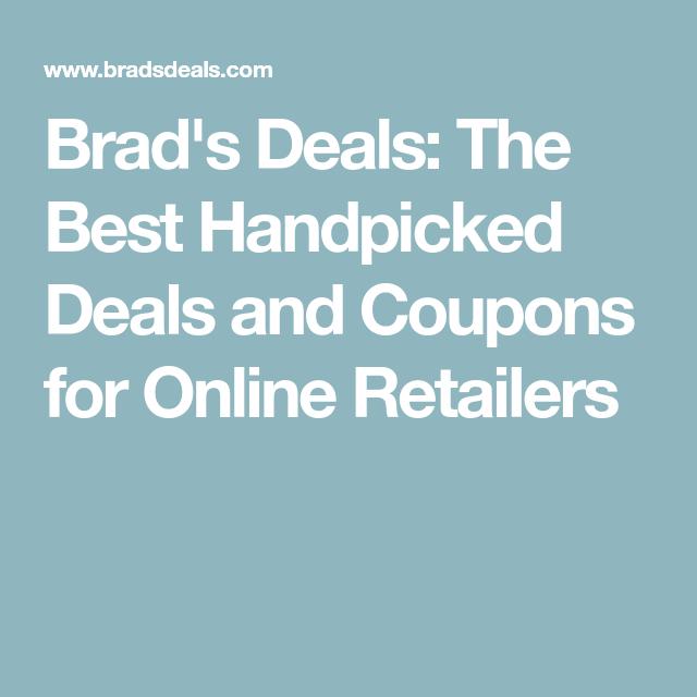 brads deals coupons