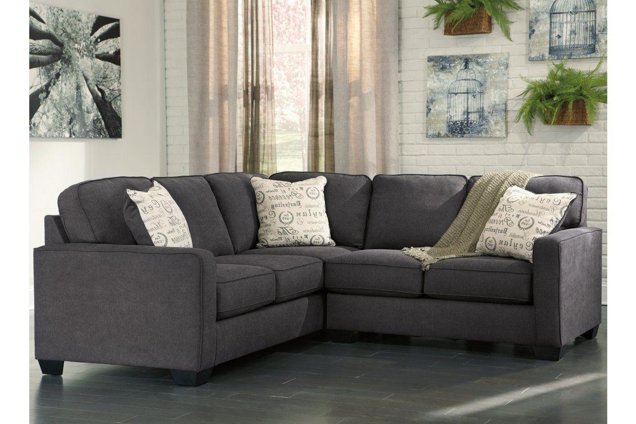 Alenya 2 Piece Sectional Ashley Furniture Homestore Living