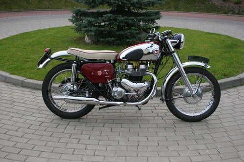 Matchless G 11 Csr For Sale 1958 Matchless Motorcycles Matchless Classic Motorcycles