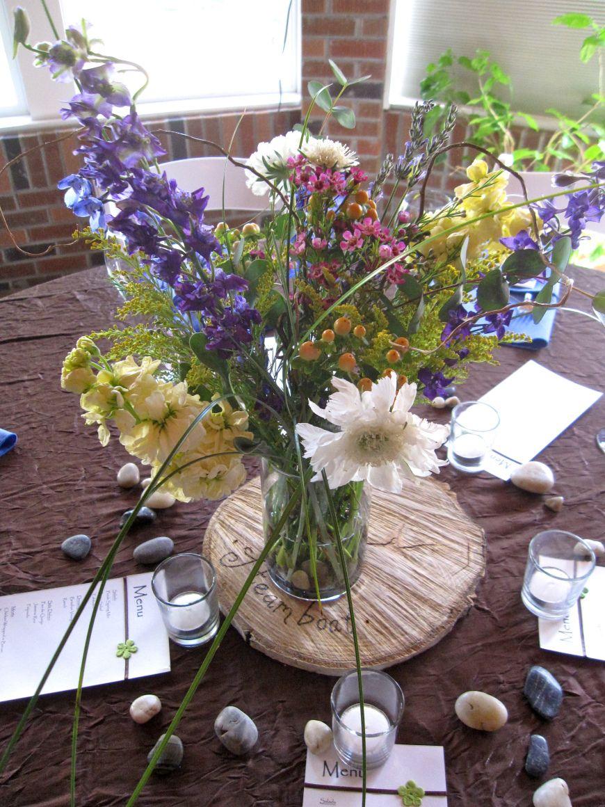 Colorado Wildflower Wedding The Lionsgate Center Pinterest