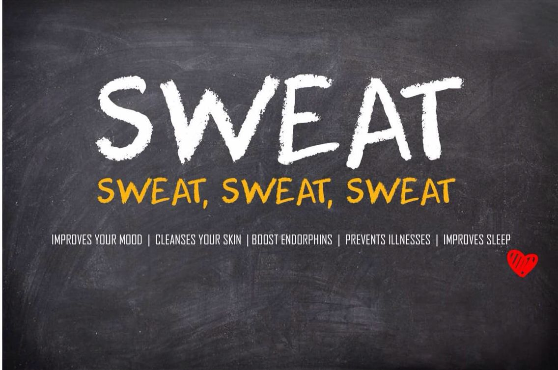 Fitness dance workout movedancesweat - benefits of sweating