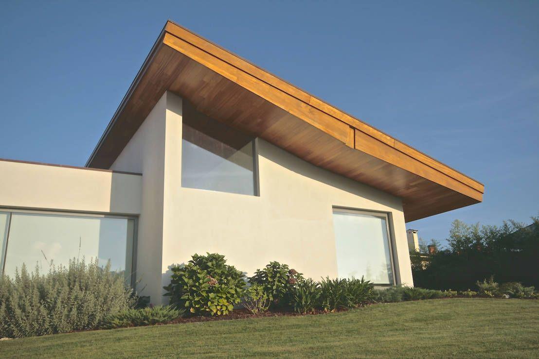 A Relaxing Modern Habitat Modern House Outdoor Decor