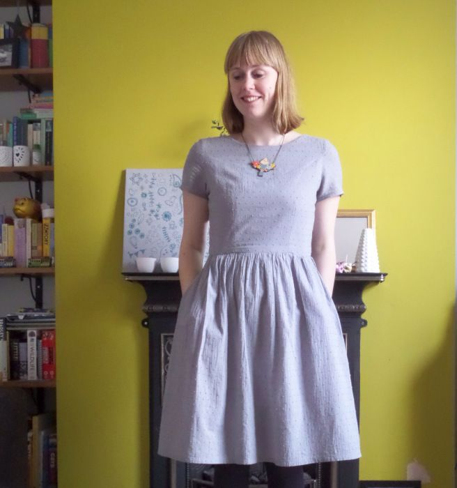 Dressmaking in my spare time: the Emery Dress by Christine Haynes | Shirley Rainbow Blog