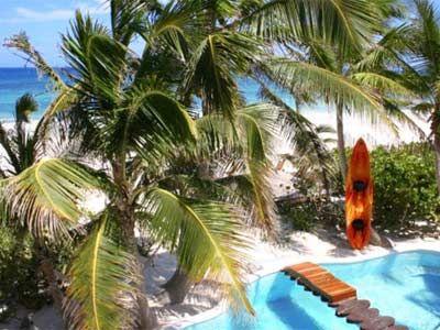Zulum Beach Club And Cabanas Tulum Hotels