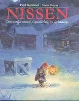 """""""Nissen - den norske nissens forunderlige liv og historie"""" av Frid Ingulstad"""