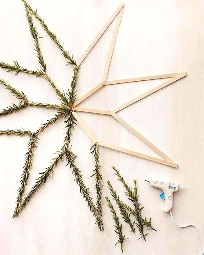 10 Simply Stunning Scandinavian Christmas DIY Decorations | Posh Pennies