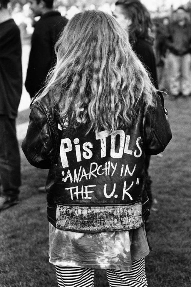 A Duty To Offend: The Art Of The Punk Black Leather Jacket