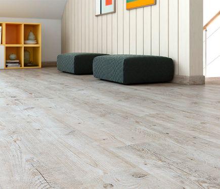 suelo laminado pino rstico recomendado para un uso intenso perfecto para salones y cocinas cada paquete contiene lamas con un total de fcil