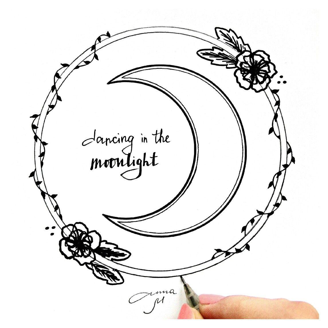 Moonlight | Grace Vanderwaal #Anna_MaryWhite #Anna_MaryWhiteDrawing ...