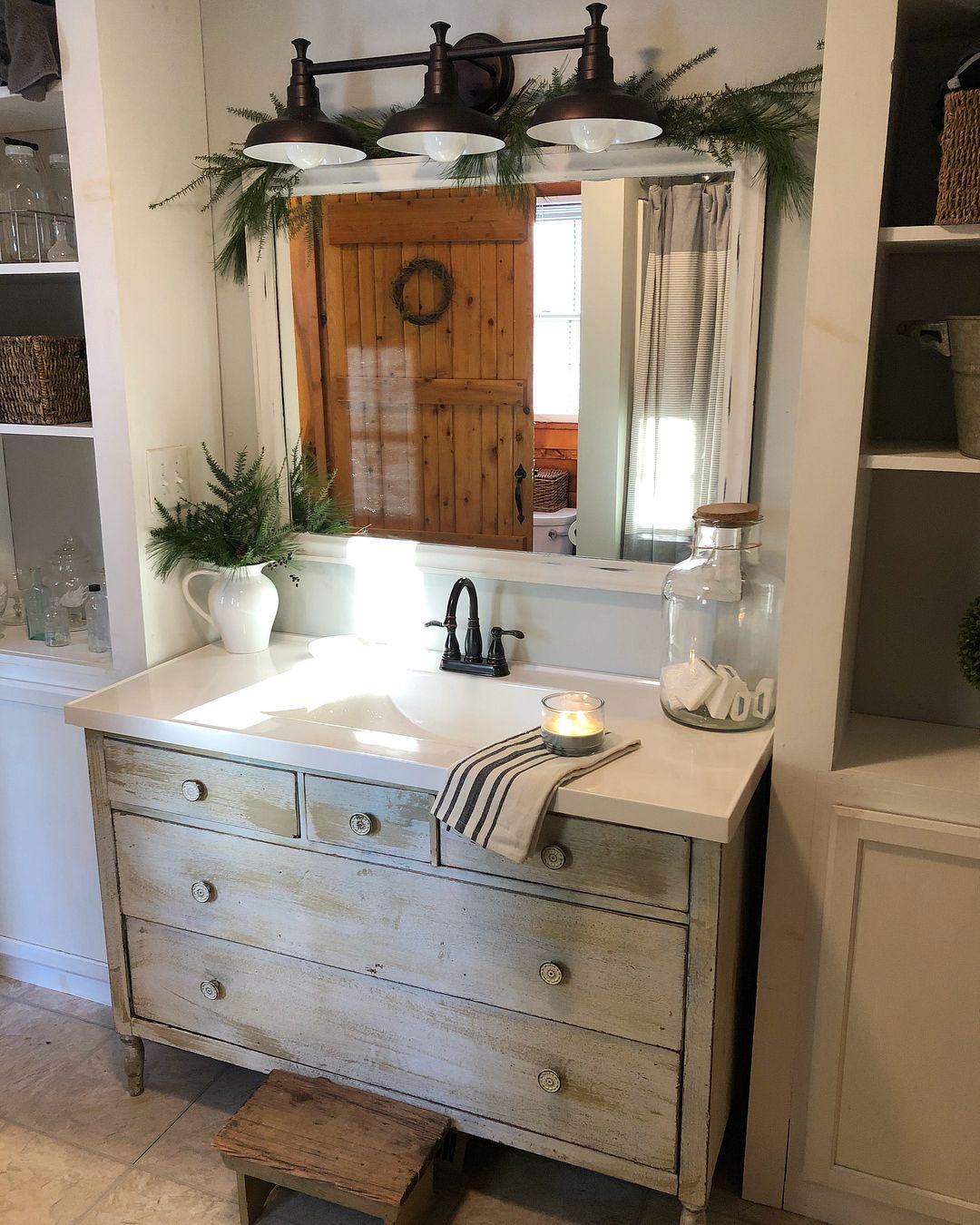 Badezimmer ideen bauernhaus pin von chiara lovera auf home  pinterest  badezimmer badezimmer
