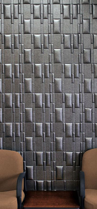 Gallery Nappatile Faux Leather Wall Tiles Cores Revestimento Salas