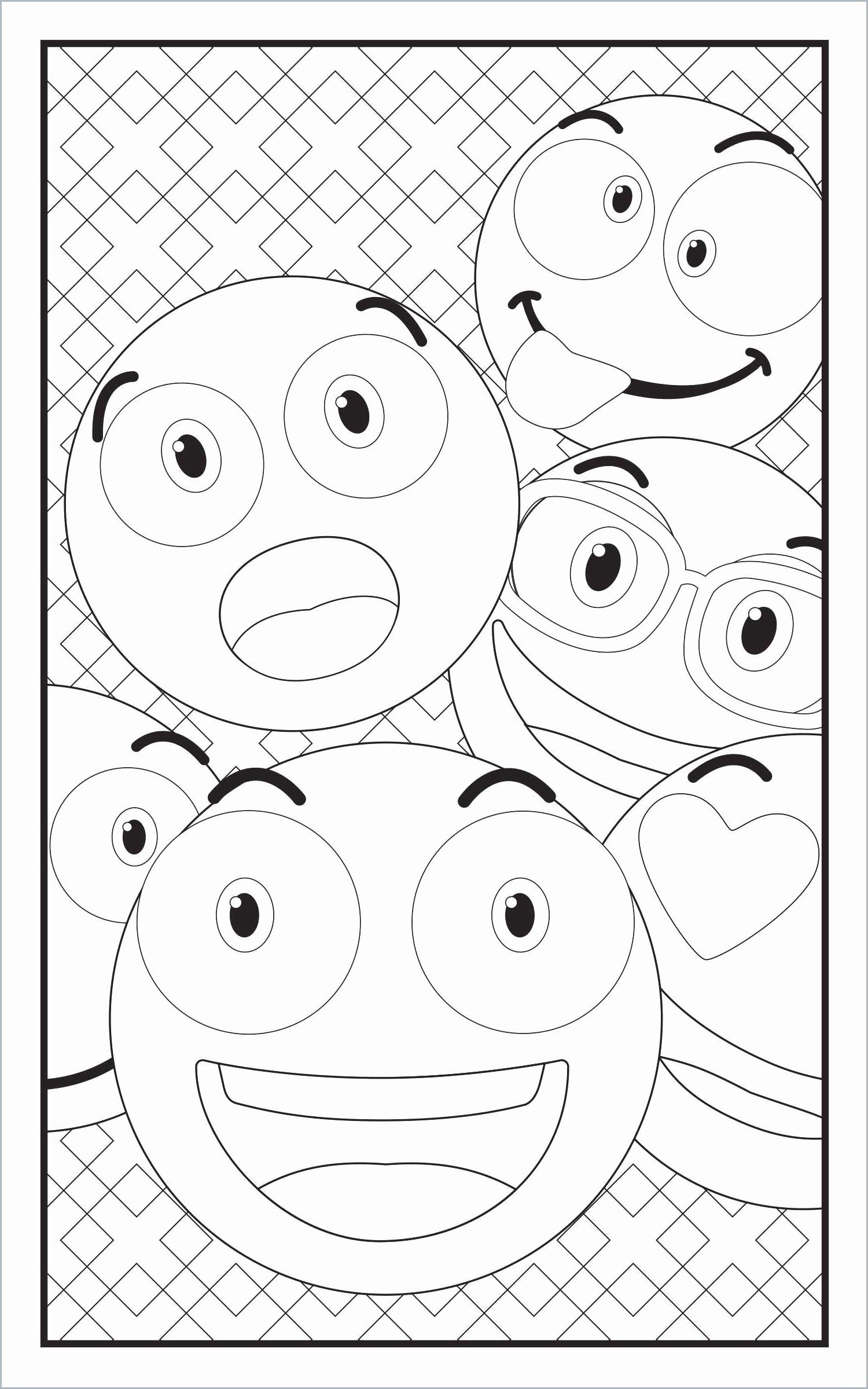 Funny Animals Coloring Pages In