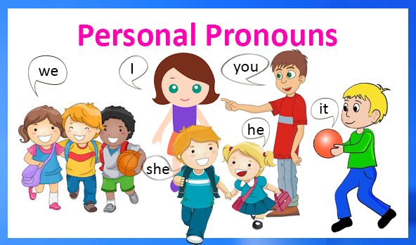 Personal pronouns. What are personal pronouns? How do we use them ...