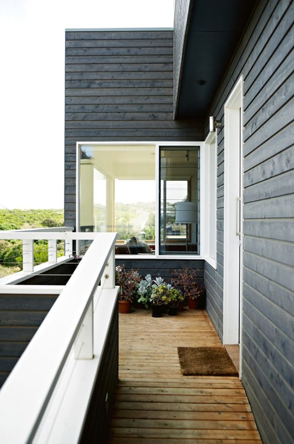 An Renovated Beach Shack In Australia The Style Files Modern
