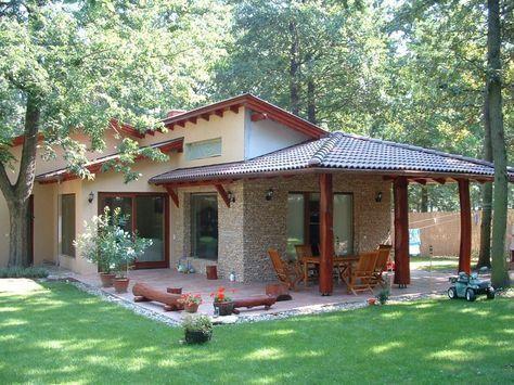7 Modelos De Casas De Campo Bien Sencillas Con Imagenes Casas De Fincas Casas Campestres Casas Prefabricadas