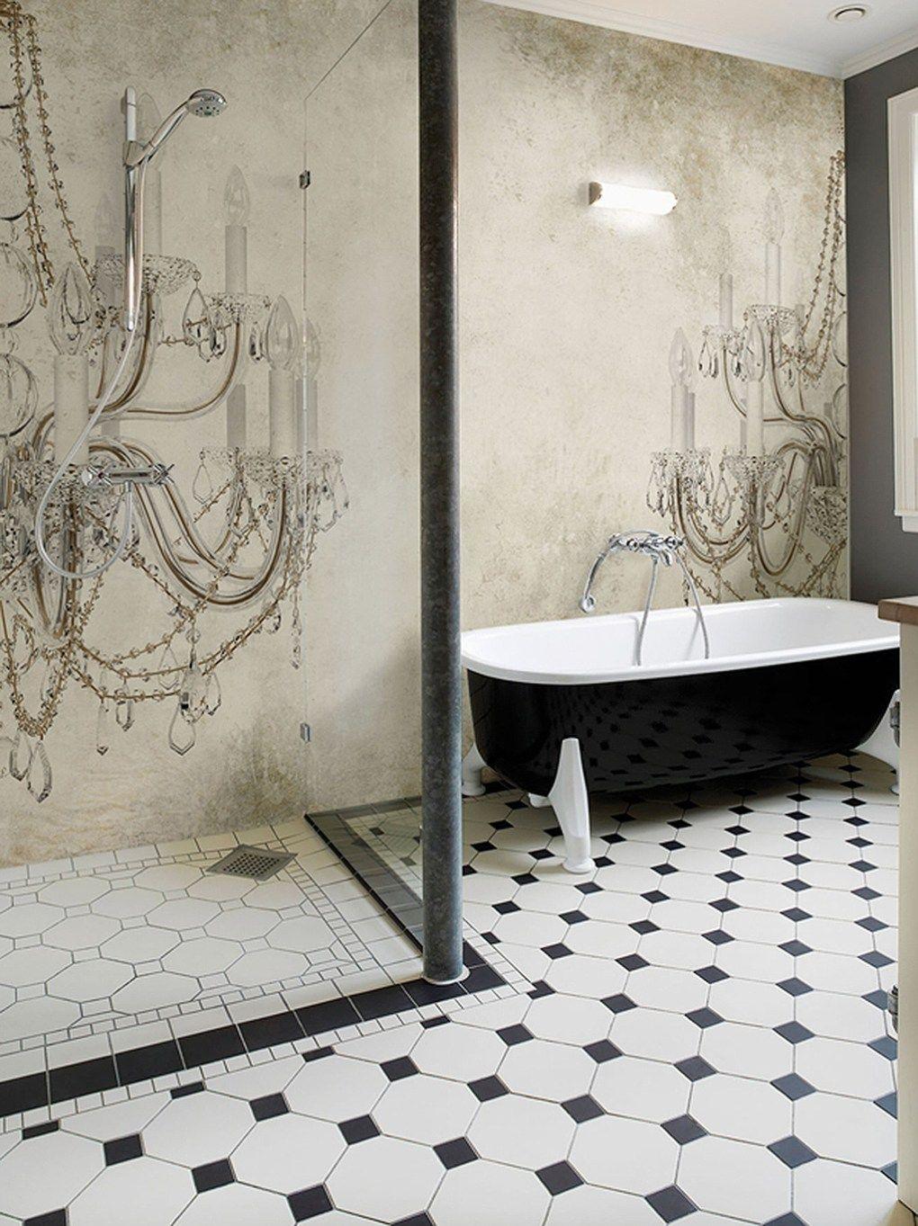 Wall & Deco – Das WET SYSTEM | Tapete im Badezimmer | Badezimmer ...