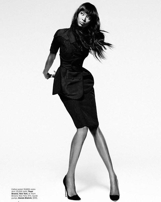 High fashion poses  1 -Naomi Campbell  1c088c4c27
