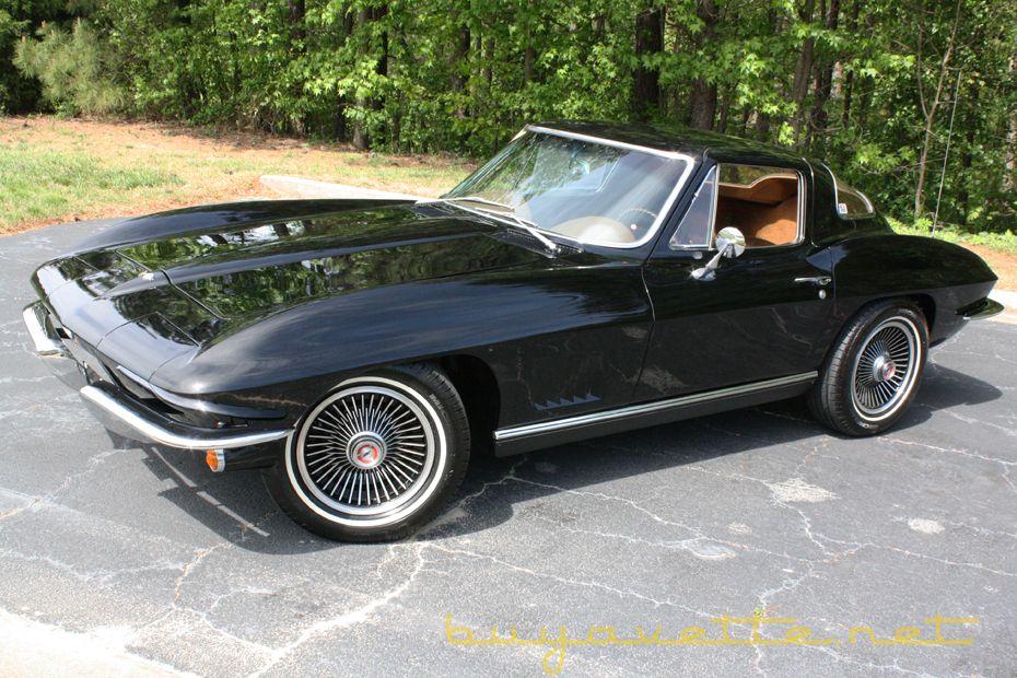 1967 Corvette L79 NCRS Top Flight For Sale Corvette c2