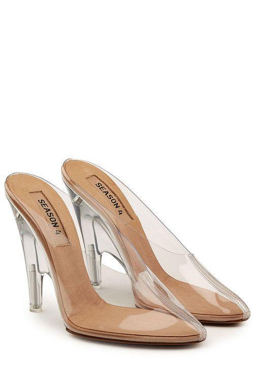 414e0b7b91 kim kardashian plastic fantastic shoes #yeezy #kimk #transparent ...