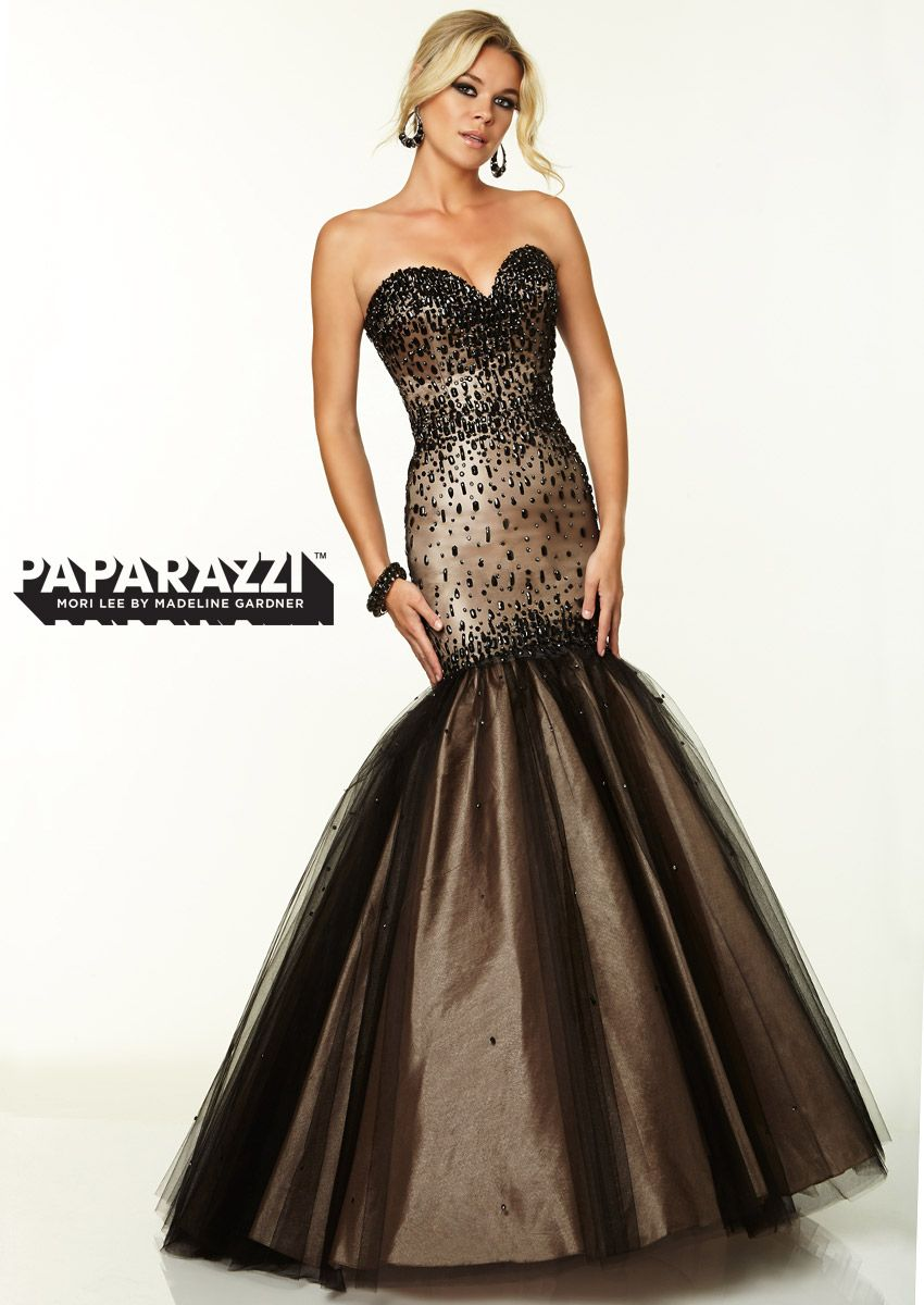 Prom dresses paparazzi prom dress style ordered in red