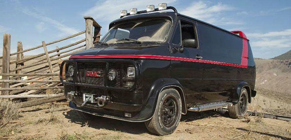 Truck Accessories Amp Van Accessories Trucknvans Com Mini Van A Team Van Tv Cars