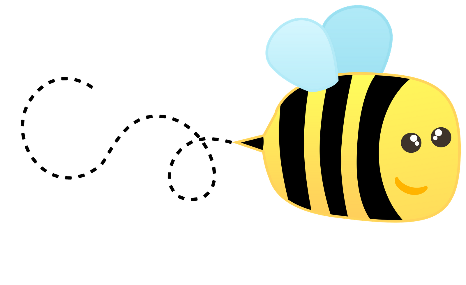 buzzing bee clipart google search ccy ideas pinterest bee rh pinterest ca