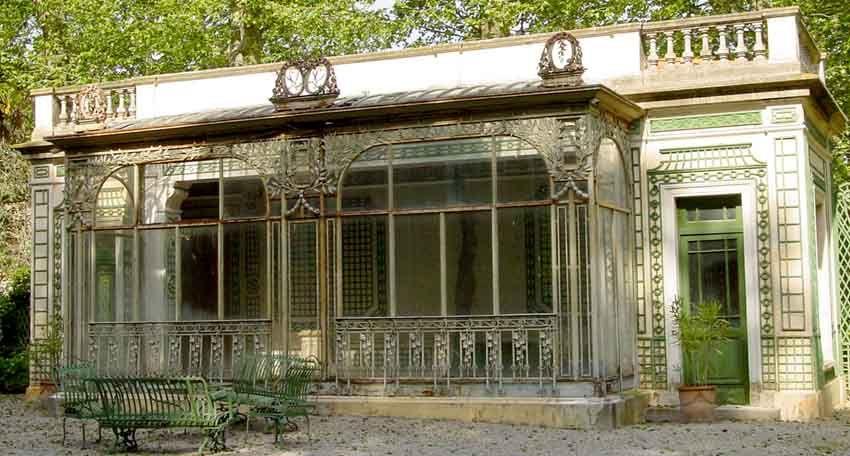 Restauration d 39 un jardin d 39 hiver fin du 19 me si cle jardin d hiver pinterest - Verriere jardin d hiver ...