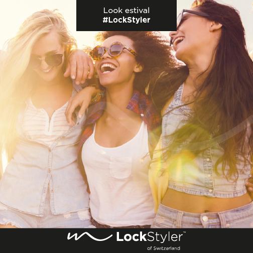 Les vacances sont terminées... Pour ravivez votre couleur après les effets du soleil et de la mer, optez pour LockStyler! Une couleur lumineuse en un temps record pour prolonger votre été! www.LockStyler.com  #LockStyler #Hairstyle