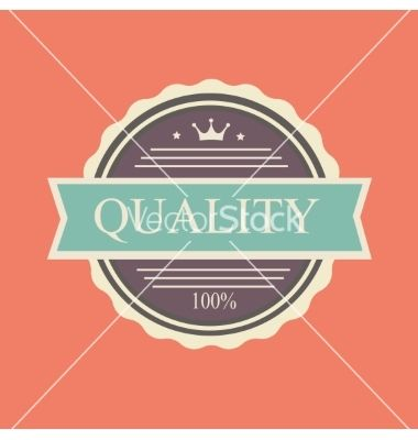 Quality stamp vector by Lightkite on VectorStock® | Graphic