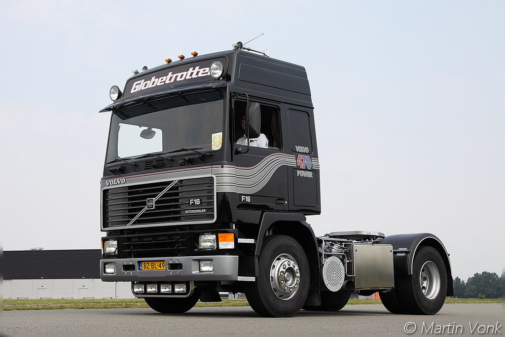 volvo f16 470 power