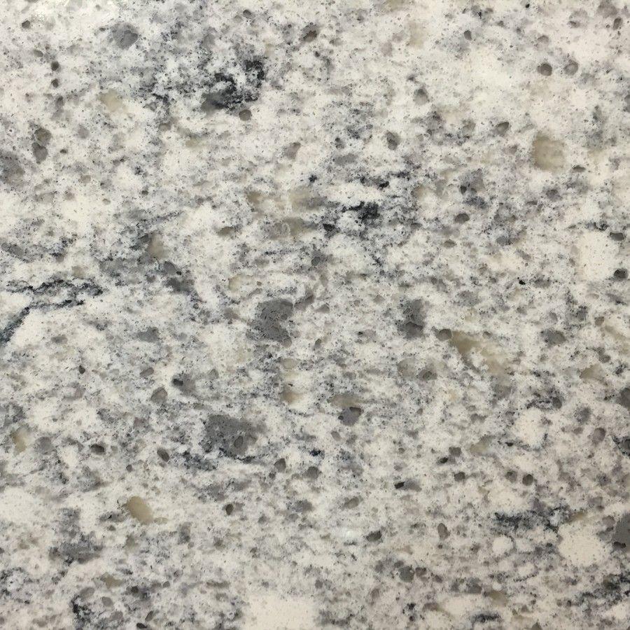 Allen Roth Smokey Crest Quartz Kitchen Countertop Sample