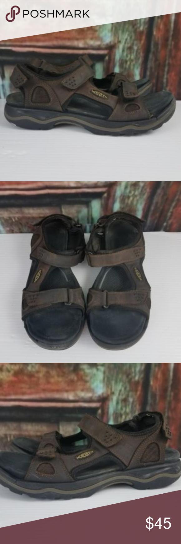 5090bbce554 KEEN Rialto 3 Point Sandals Size 11.5 MSRP  120 KEEN Rialto 3 Point Men s  Sandals (