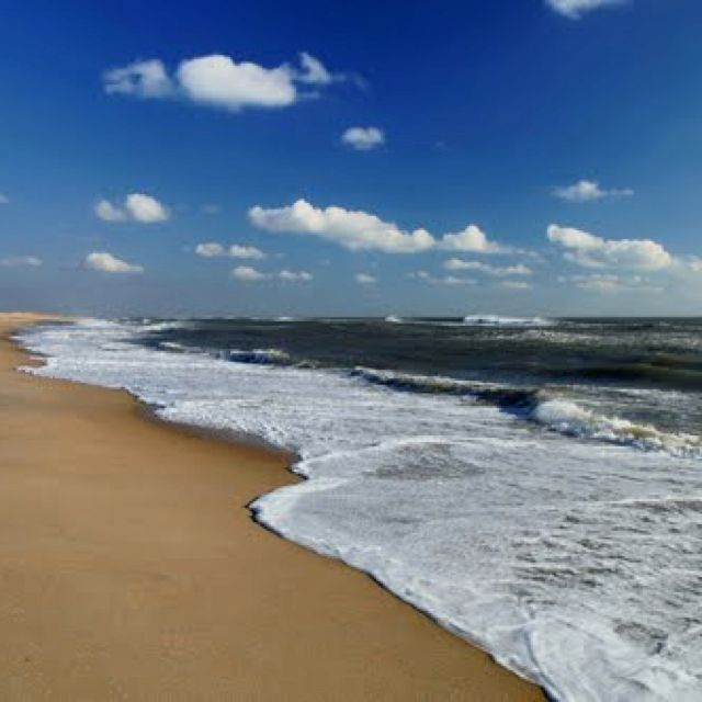 Hatteras Island: North Carolina Beaches, Beaches In The