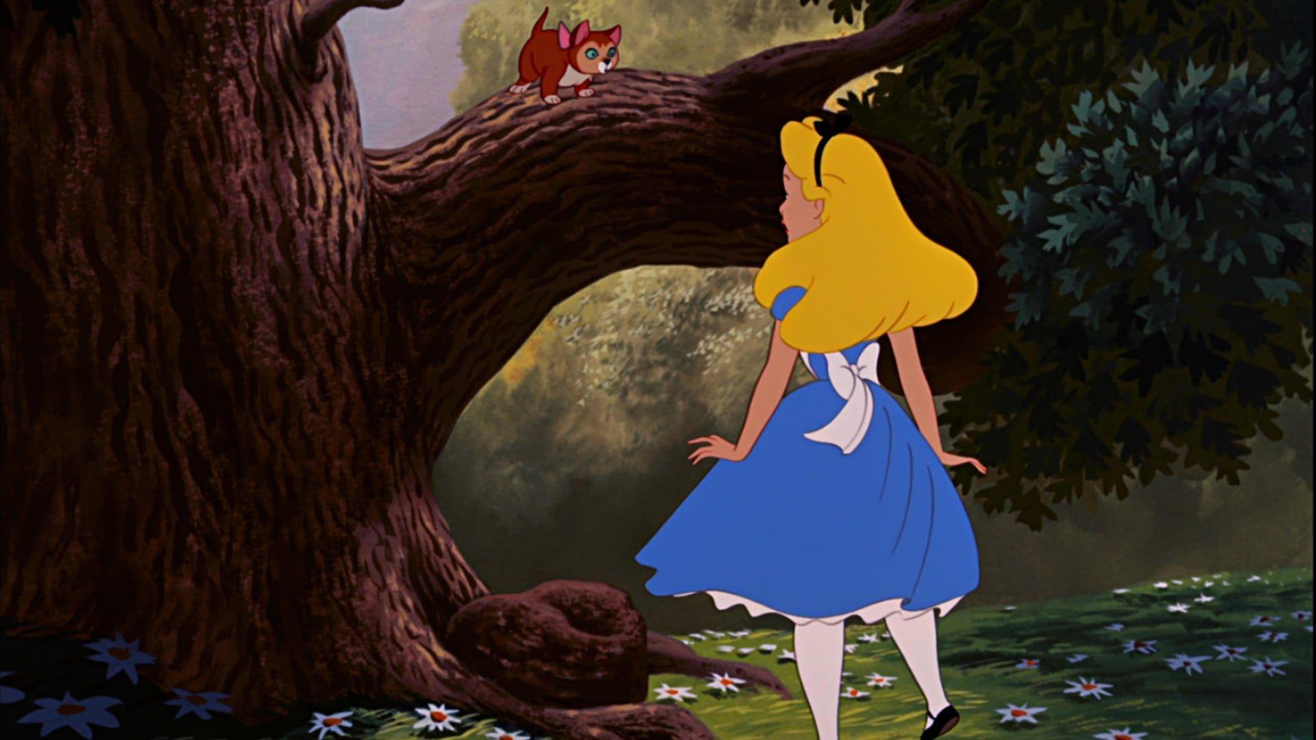 Alice Im Wunderland 1951 Ganzer Film Deutsch Komplett Kino Alice Lauft Dem Weissen Kan Alice In Wonderland Alice In Wonderland 1951 Alice In Wonderland Original