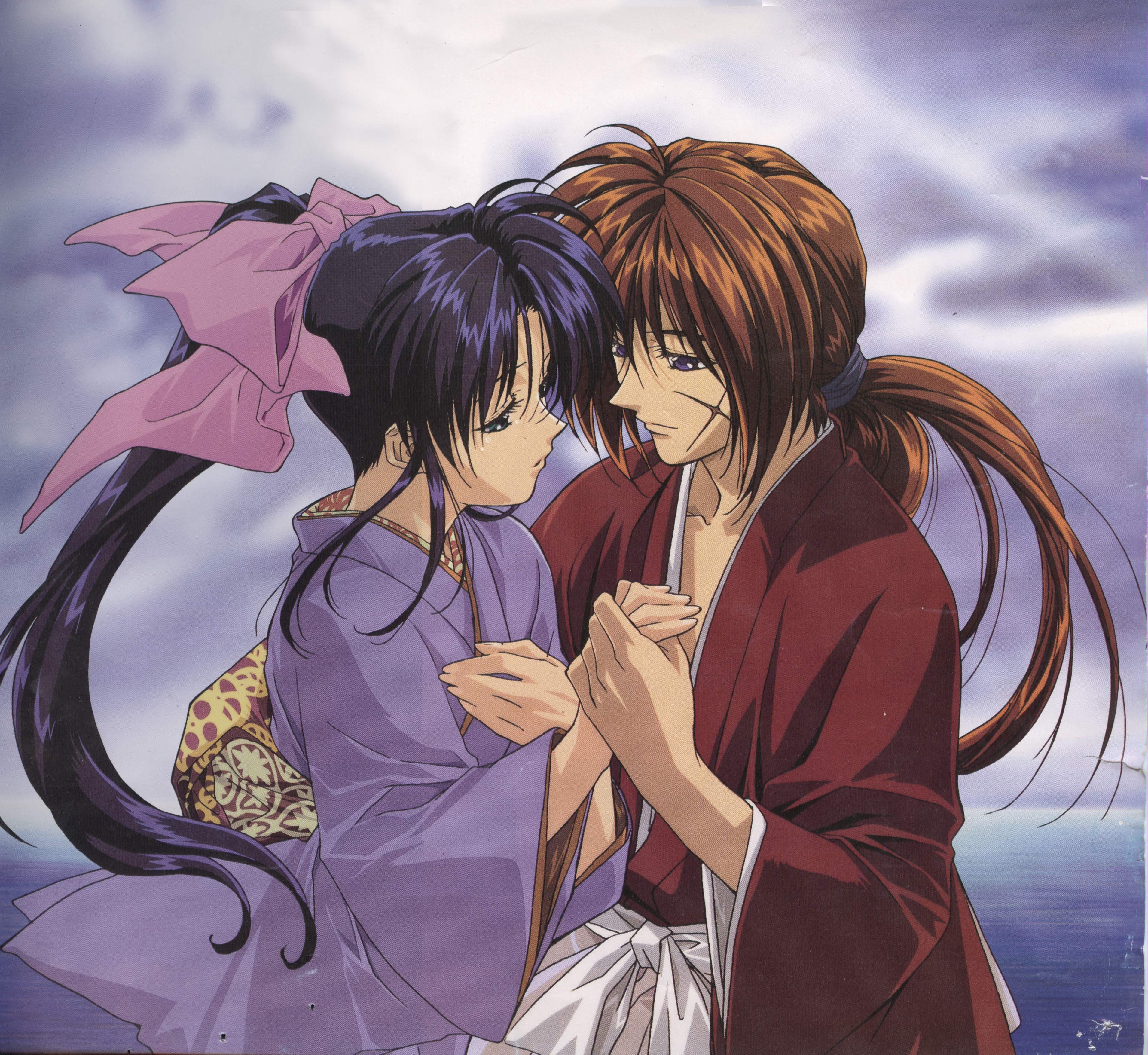 Samurai X Rurouni Kenshin Rurouni kenshin, Kenshin
