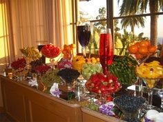outside cocktail reception ideas - Google Search