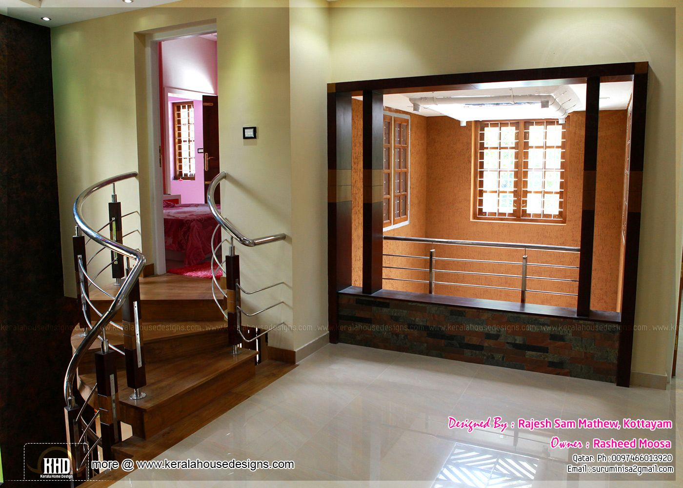 Interior Design For Small Houses In Kerala Small House Interior Design Interior Design Jobs Small House Model