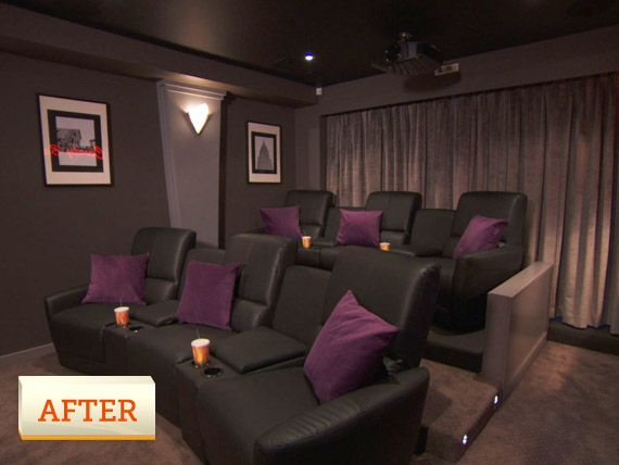 Ep 27 Man Cave Reno Gallery The Living Room Australia Home Theater Rooms Home Decor Living Room